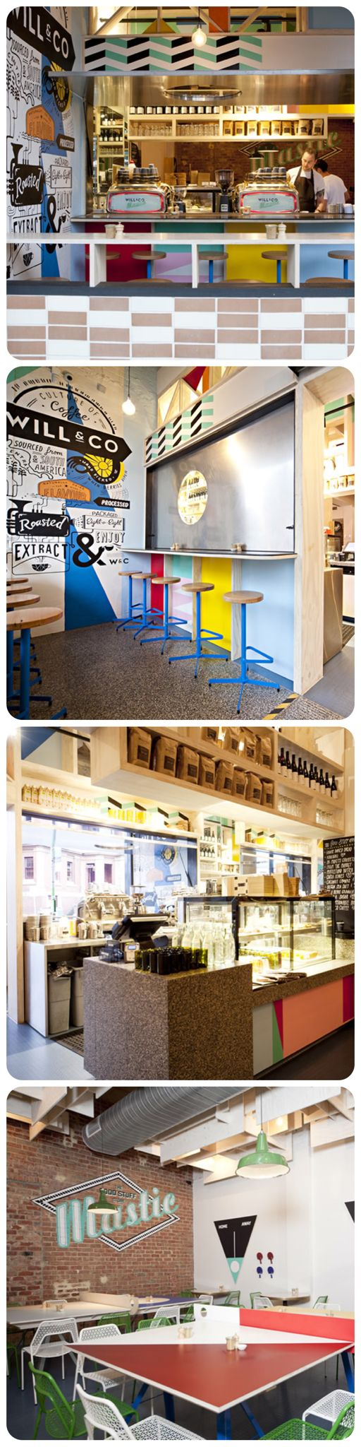 """. The building next to his lovely Hellenic Republic restaurant in Melbourne's Kew suburb was to be Sweet Hellenic, but is instead now home to the healthier daytime café Mastic — refined sugars and flours have been jettisoned in favour of """"grab-and-go"""" meals, cold-pressed juices, in-house yoghurt and smoothies."""