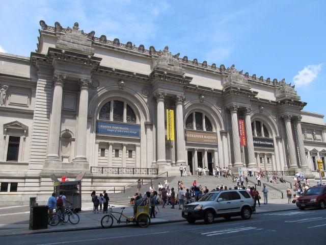 ニューヨーク旅行、アート好きなら言っておきたいメトロポリタンの見所