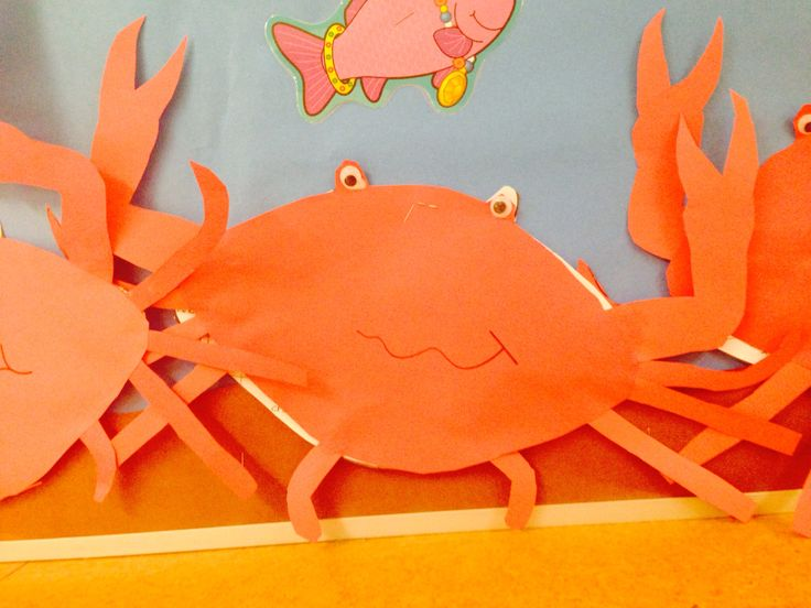 Crab craft!