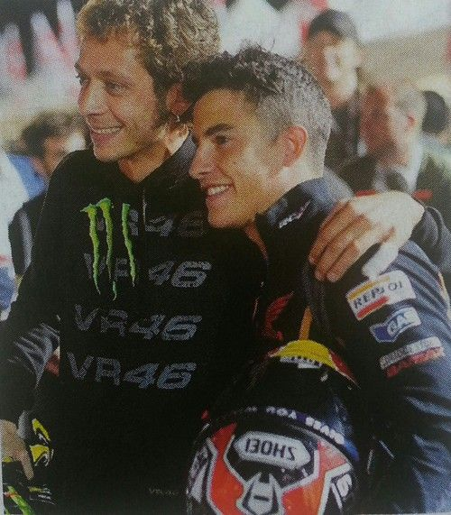 marc, smile, and marquez image
