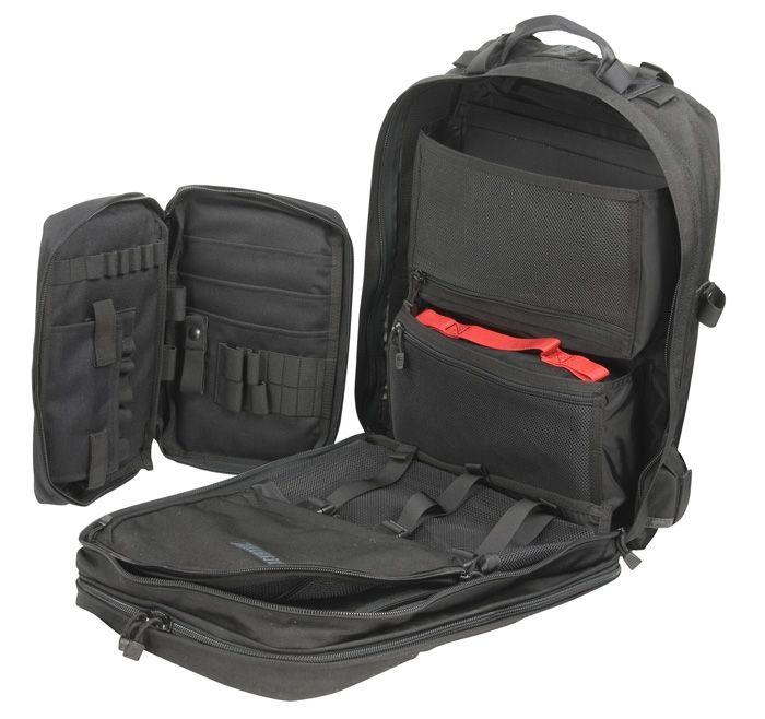 BLACKHAWK STOMP II Medical Pack Black   Recon Company