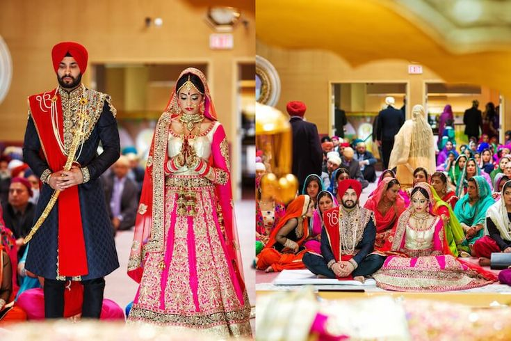This Indian wedding is beautiful, inspiring, and timeless. It also has an interesting story about a woman who got a tattoo of the bride.
