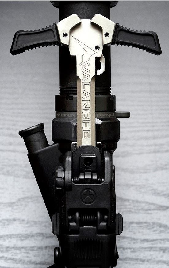 Rainier Arms Avalanche Ambi AR-15 Charging Handle @aegisgears