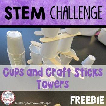 FREE 2-5 Tower building event using two very simple materials! Kids will love this and so will you! If you are looking for an easy STEM challenge to get started with STEM this is perfect! This tower challenge is one we completed purely for fun.