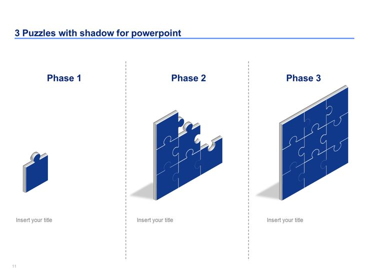 20 best Puzzle Powerpoint Templates By ex-Deloitte Designers - smartart powerpoint template