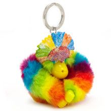Sven says it's party time! Our iconic monkey gets dressed up in a rainbow of festive colors to keep your keys organized (or just keep as a collectible!)