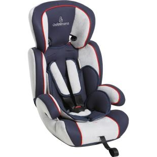 Cadeira para Auto Galzerano Aeon Plus Azul, oferece qualidade, conforto e segurança.
