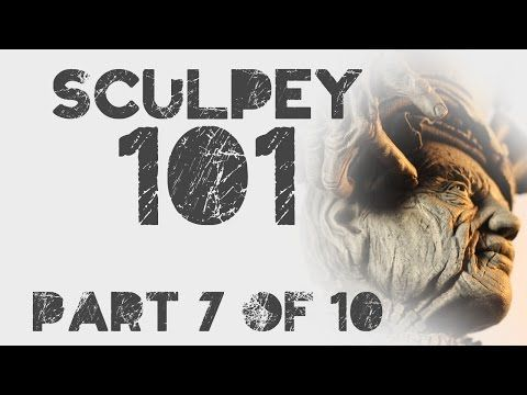 Sculpey 101 Class 7 (Details) - YouTube