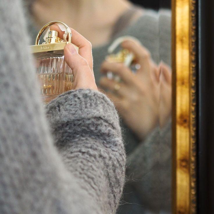 Parfyme - min lille samling