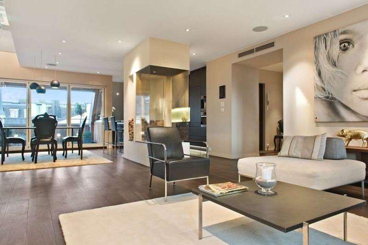 Colori pareti soggiorno - Tonalità neutre per un soggiorno elegante e moderno