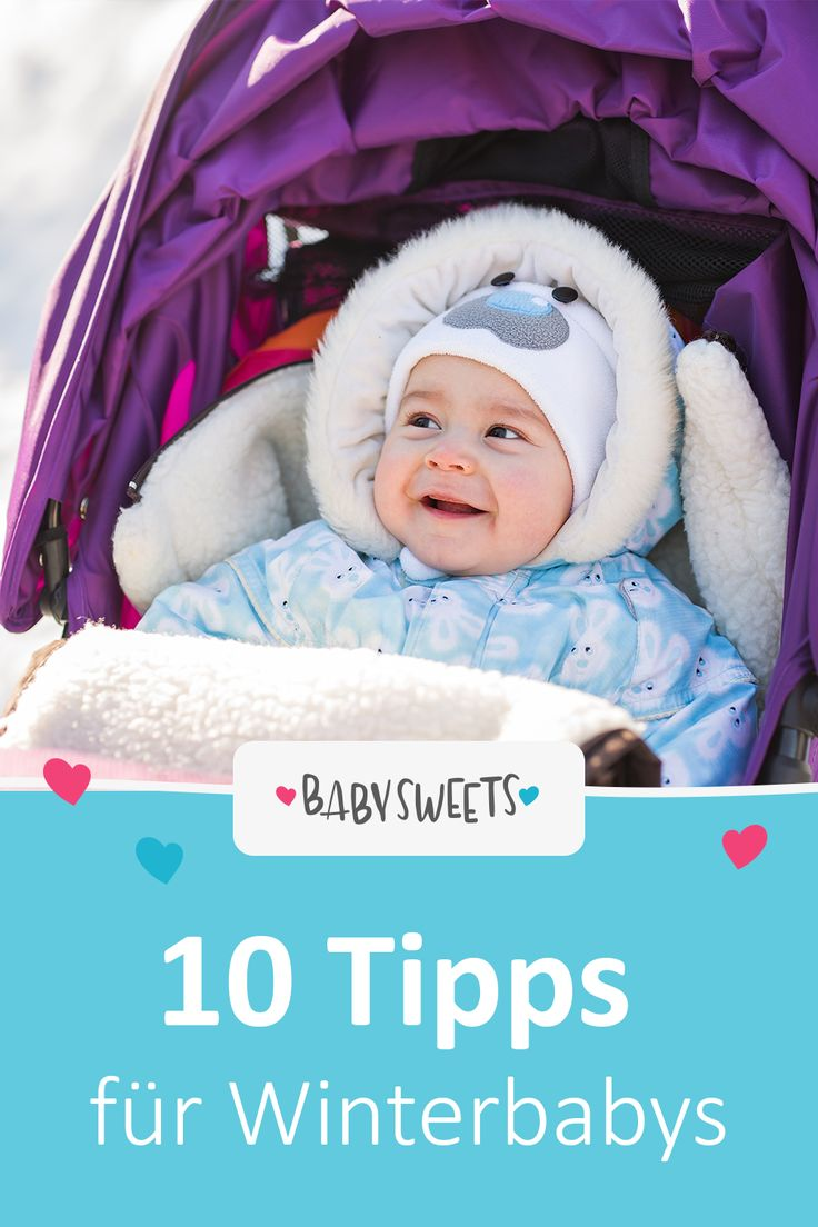 10 tips for healthy and well-equipped winter babies – Mutterschaft