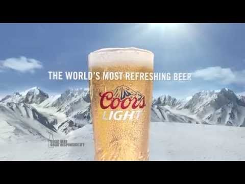 18 best commercials tv images on pinterest tv commercial and coors light never stops commercial mozeypictures