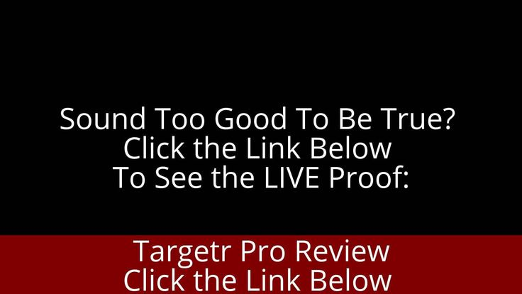 Targetr Pro Review