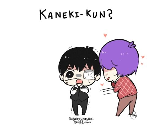 My anaconda don't, my anaconda don't, my anaconda don't want none unless ur Kaneki-kun, hun <3