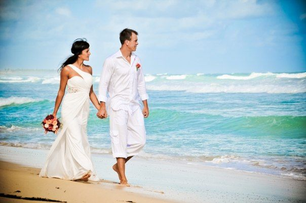 Свадьба в Доминикане (Weddings in the Dominican Republic); Фотосессия в Доминикане (Photoshoot in Dominican Republic); Пляж Макао (Macao Beach);  Прогулка по берегу моря (Walk along the beach)