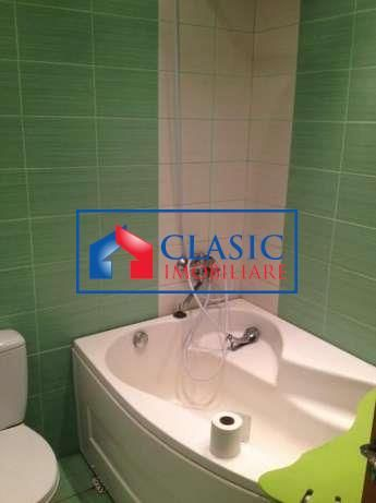 Inchiriere Apartament 2 camere in bloc nou zona Manastur, Cluj Napoca