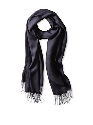 68% OFF Alicia Adams Alpaca Women's Solid Scarf, Navy