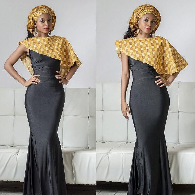 17 Best Images About African Fashion MERMAID Dresses On