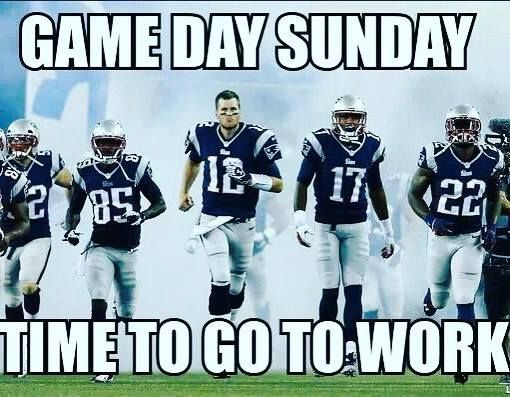 Take us all the way tonight boys! #patriots #playoffs #superbowl #steelers #football #nfl  http://ift.tt/2kgzdhB http://ift.tt/2fGWxpv