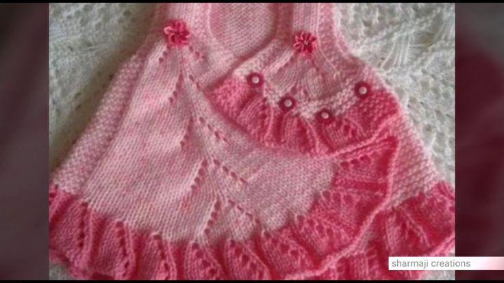 HANDMADE WOOLEN SWEATER DESIGNS IN HINDI FOR BABY OR KIDS | WOOLEN SWEAT...