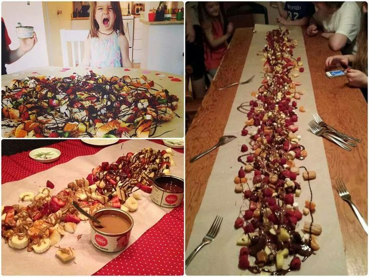 1000 ideas about papier parchemin on pinterest - La table a dessert ...