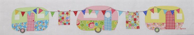 Glamping Sweet Glamping Row by Row 2016