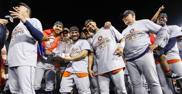 Astros' World Series title delivered historic blow to Vegas sportsbooks - Chron.com