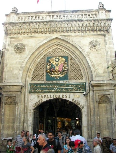 Gran Bazar #estambul #turquia