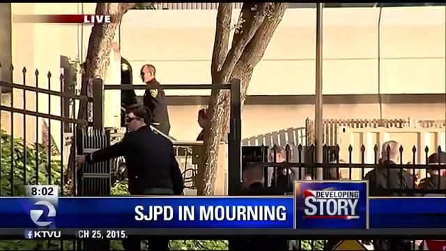 San Jose, Ca - San Jose police were in mourning early Wednesday after an officer responding to a call of an armed suicidal man was fatally shoot. The suspect -- identified as 57-year-old Scott Dunham -- was found dead by SWAT officers who entered the home at 3:20 a.m.Wednesday where he was holed up. He...