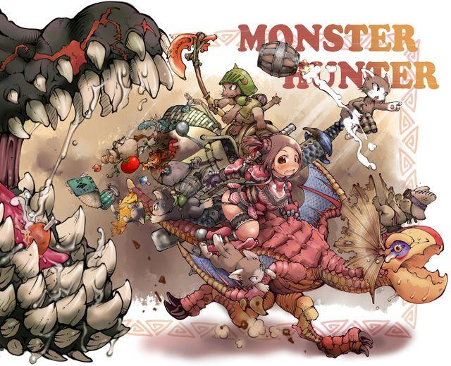 Monster Hunter. Solid.