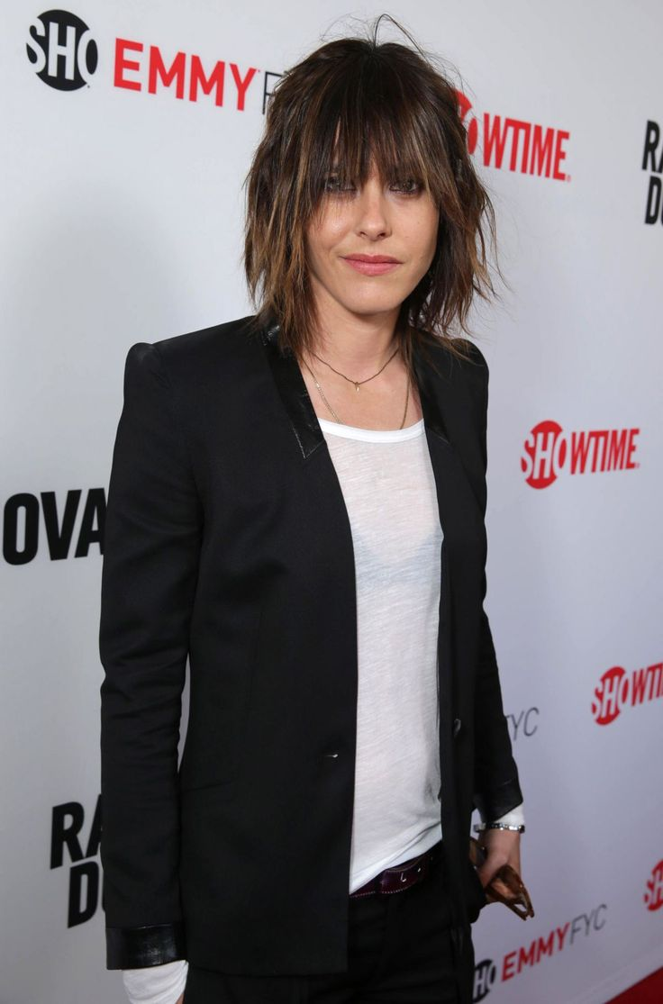 Katherine Moennig At An Evening With Ray Donovan