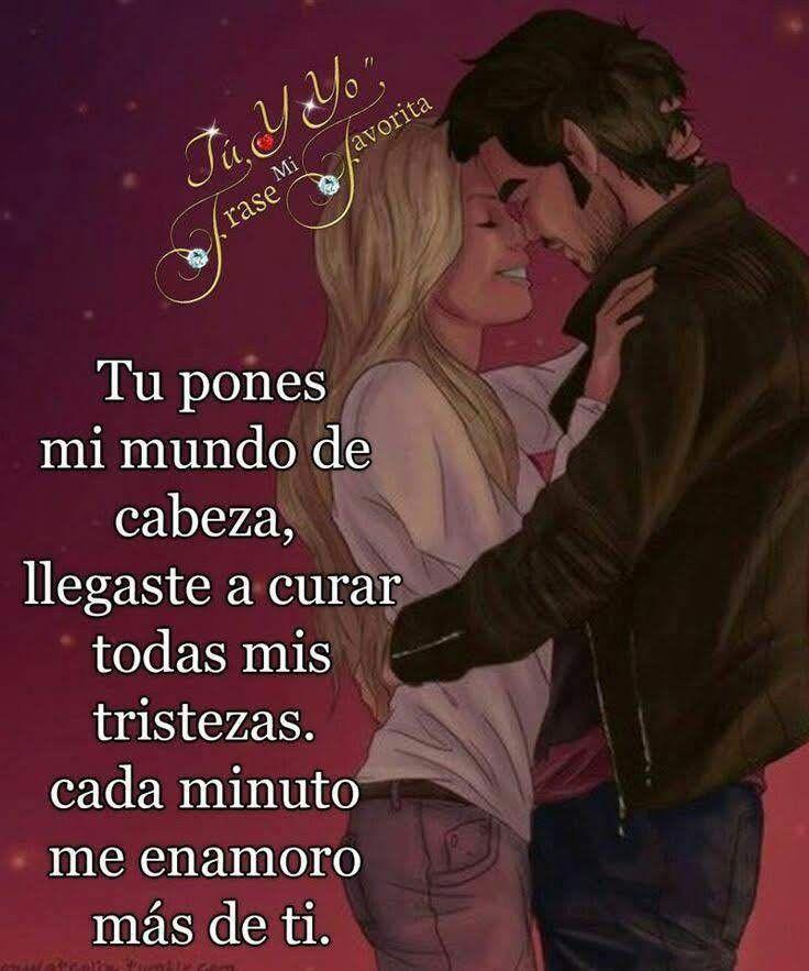 Te Amo Amor Amor De Pareja Frases Frases Para Mi Amor Citas De Amor