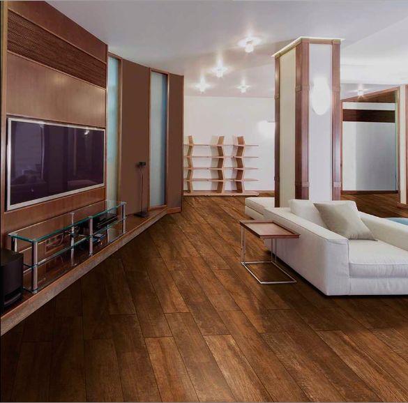 26 best Wood Look Tile images on Pinterest Wood look tile - tile living room floors
