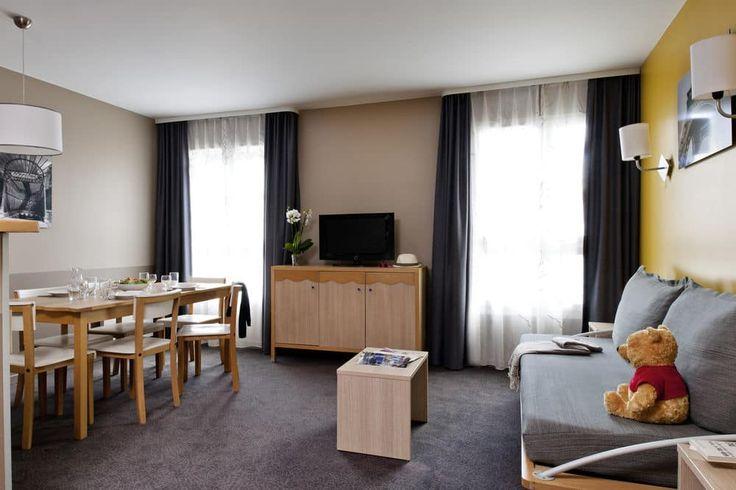 Aparthotel Adagio Marne la Vallée Val d'Europe, Serris