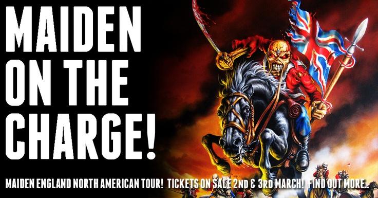 Iron Maiden: Irons Maiden, Official Irons