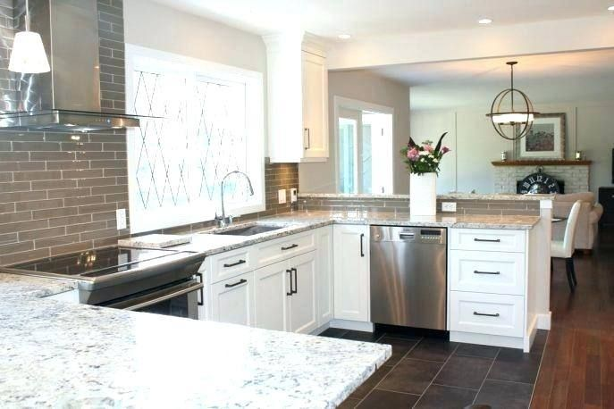 Un Cabinet Frais 20 Lovely Scheme For Kitchen Cabinets Vancouver Island Of Home De Kitchen Design Modern White White Cabinets With Granite White Modern Kitchen
