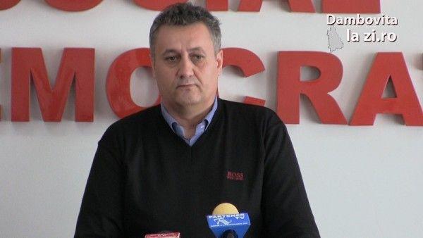 """VIDEO. """"Nici votul și nici democrația nu se negociază"""". Alexandru Oprea, secretar executiv PSD Dâmbovița   Dambovitalazi.ro"""