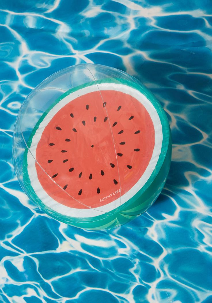 Just Melon Around Beach Ball. A lazy day certainly wont be had while this translucent beach ball is in the picture! #multi #modcloth