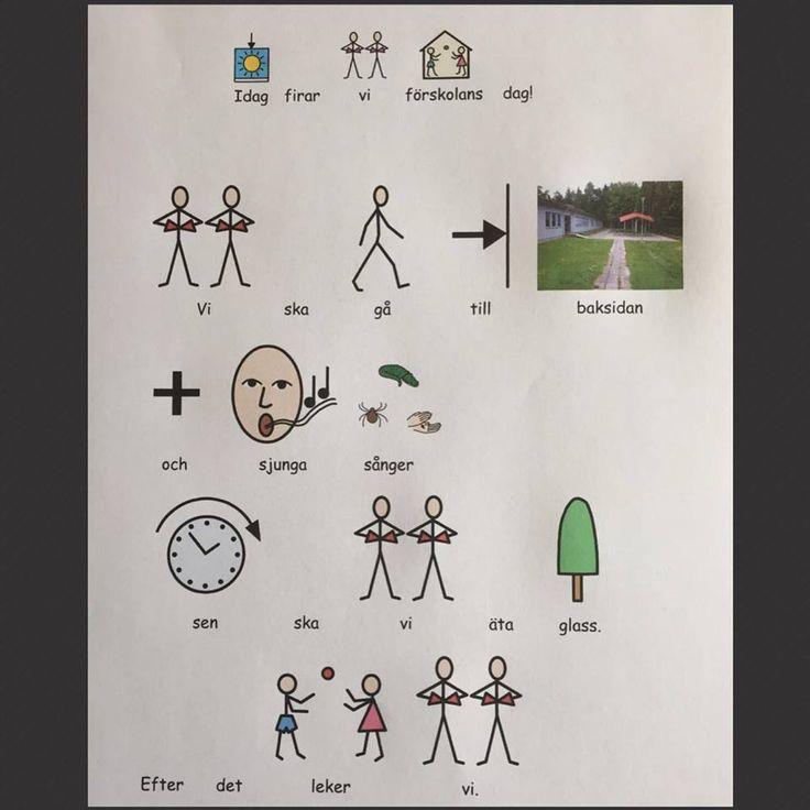 Specialpedagogik i förskolan: Social berättelse: Förskolans dag!