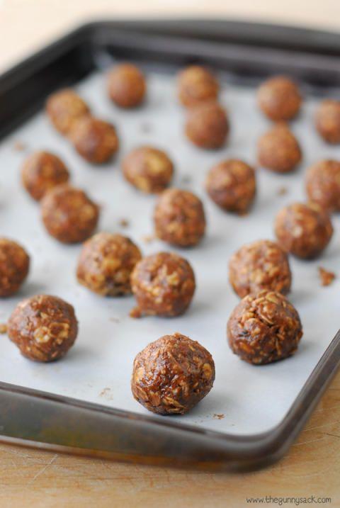 Granola Bites Recipe