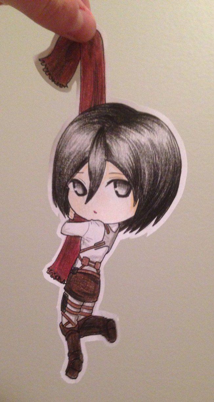 Swinging Mikasa Paper Child by 100starryskies on DeviantArt