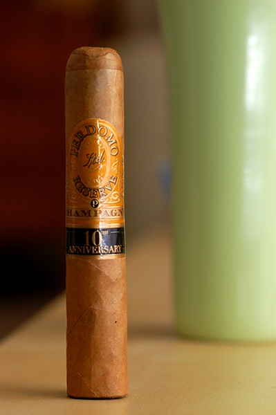 I'm not a big Perdomo fan, but I can say I thoroughly enjoyed the Perdomo Champagne. I'd buy a box of these any day. Great smoke for a beginner.