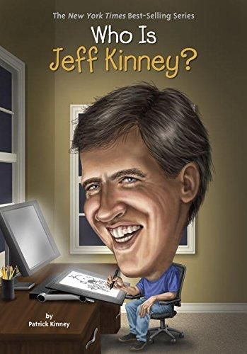Who Is Jeff Kinney? (Who Was...?)
