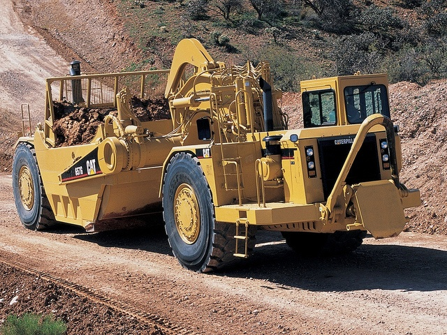 Caterpillar Heavy Machinery Video / Caterpillar
