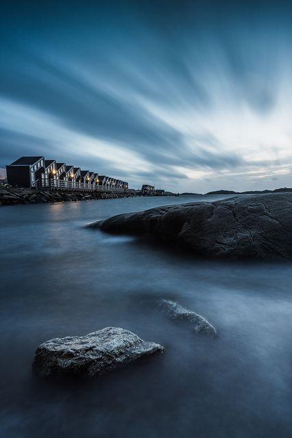 Killingsholmen, Billdal, Sweden. 14 December 2014.