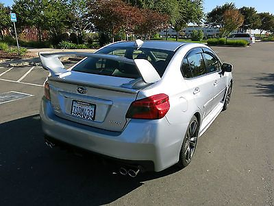 awesome 2016 Subaru WRX Premium Sedan 4-Door - For Sale View more at http://shipperscentral.com/wp/product/2016-subaru-wrx-premium-sedan-4-door-for-sale/