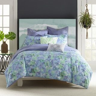 Shop for Amy Sia Sea Of Glass Seafoam Duvet Cover. Get free shipping at Overstock.com - Your Online Fashion Bedding Outlet Store! Get 5% in rewards with Club O!