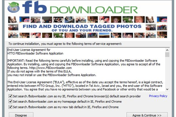 Review Download Facebook Photos And Albums With Fbdownloader