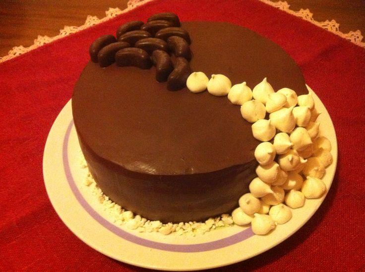 Cioccolato e meringhe