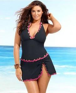 Sexy plu size Swimwear